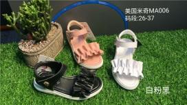 美国米奇女童鞋