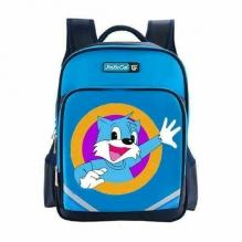 经典蓝猫书包